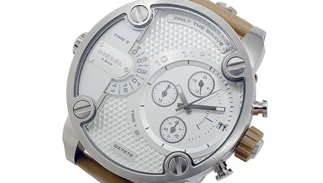 ディーゼル腕時計DZ7272