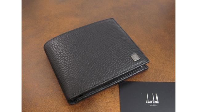 ダンヒル短財布