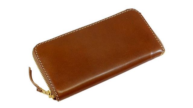 ラウンド―ファスナー財布