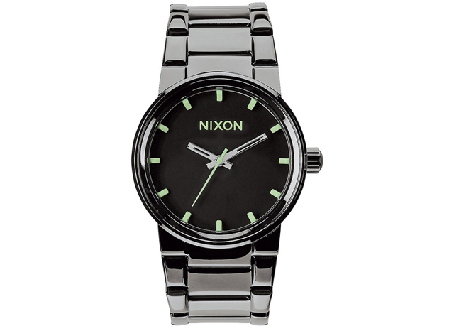 ニクソンメタルバンド腕時計