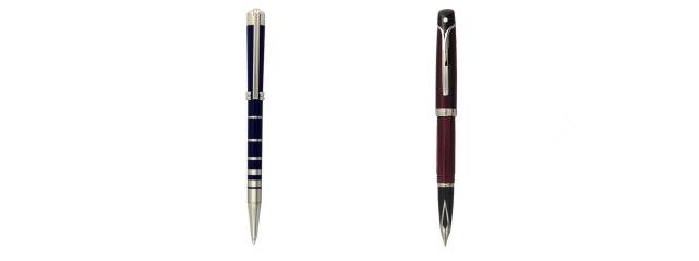 ボールペンと万年筆の使い分け
