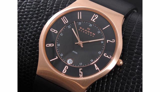 スカーゲン腕時計233XXLRLB