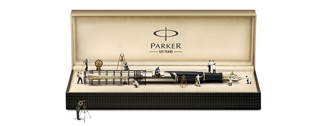 パーカー高級万年筆