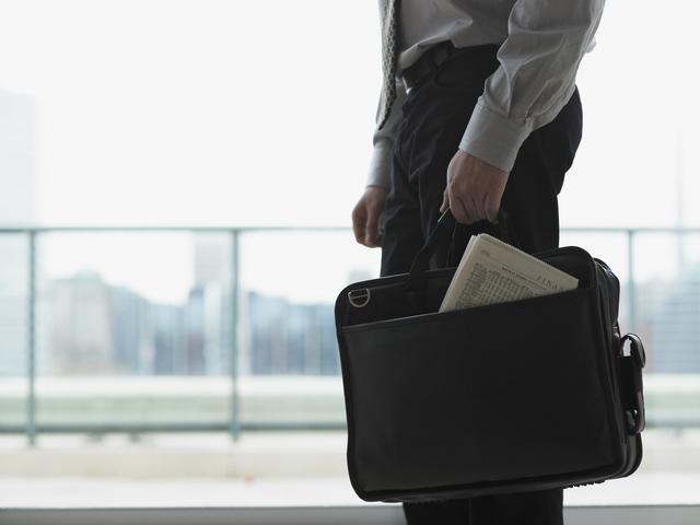 ビジネスマンバッグの中身