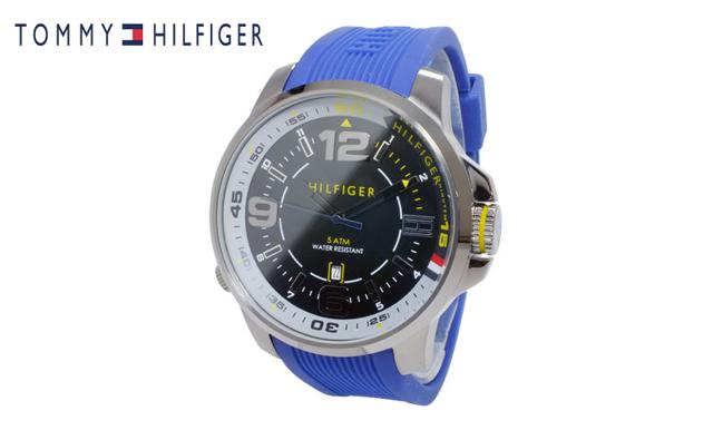 トミーヒルフィガー腕時計