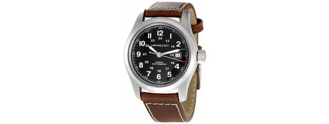 モテる腕時計ハミルトン