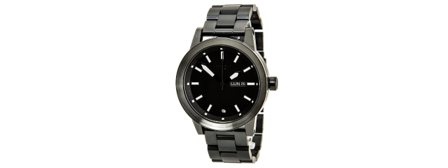 モテる腕時計ニクソン