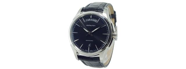 彼氏の誕生日プレゼントハミルトン腕時計