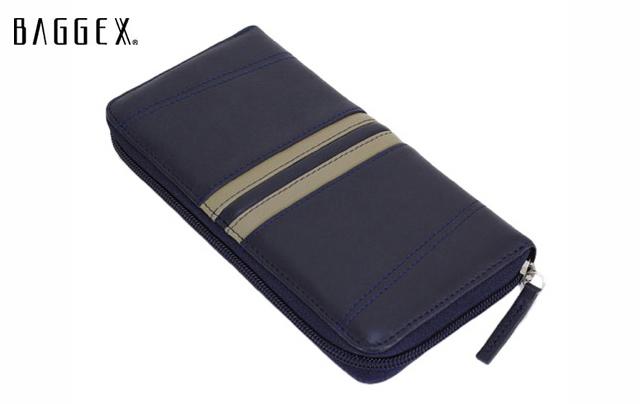 バジェックス長財布