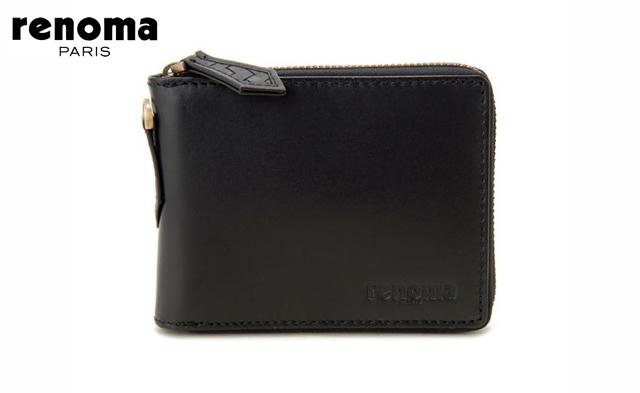 レノマ二つ折り財布