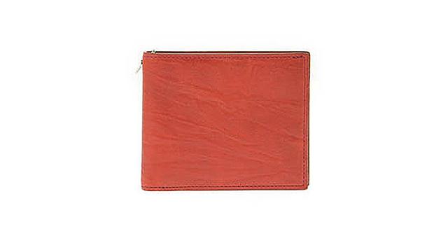 ゾンネ二つ折り財布