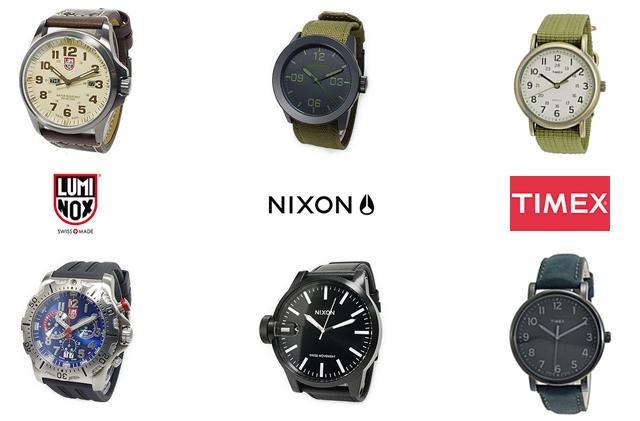 カジュアル腕時計ランキング