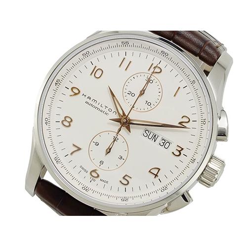 ハミルトン HAMILTON ジャズマスター マエストロ クロノグラフ 自動巻き 腕時計 メンズ H32766513