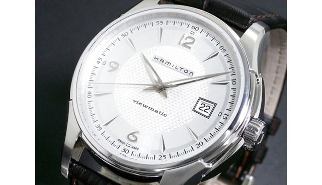 ハミルトン腕時計H32515555