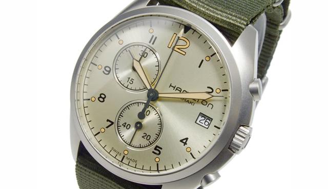 ハミルトン腕時計H76552955