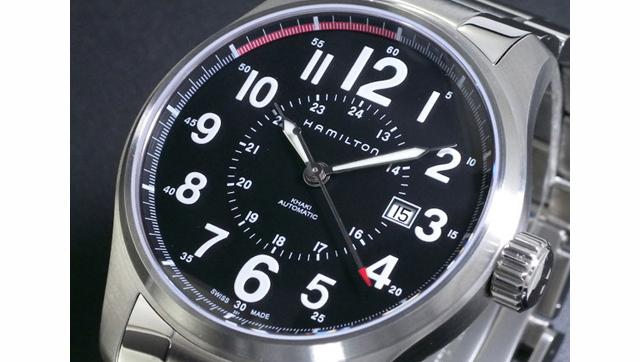 ハミルトン腕時計H70615133