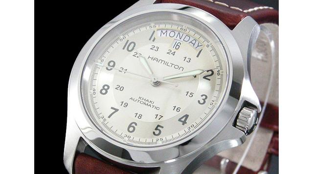 ハミルトン腕時計H64455523