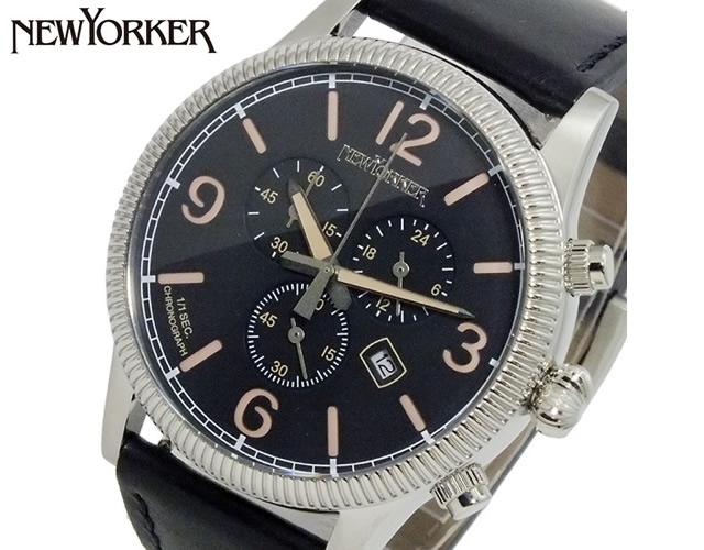 ニューヨーカー腕時計