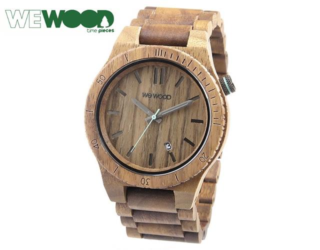 ウィーウッド腕時計