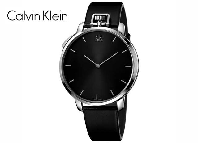 カルバンクラウン腕時計