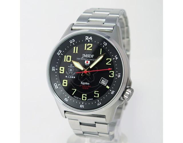 ケンテックス腕時計