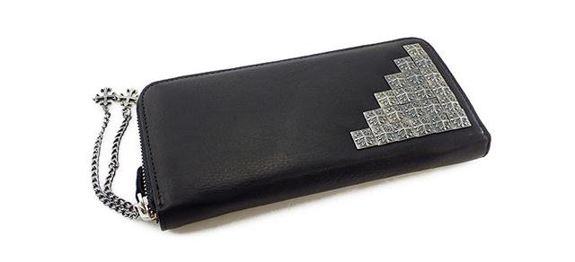イギンボトム長財布