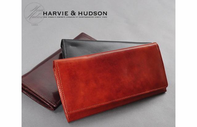ハービーアンドハドソン長財布