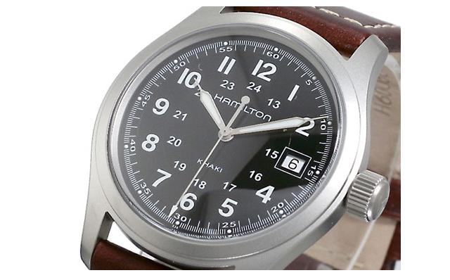 ハミルトン HAMILTON カーキ KHAKI メンズ 腕時計 H68411533