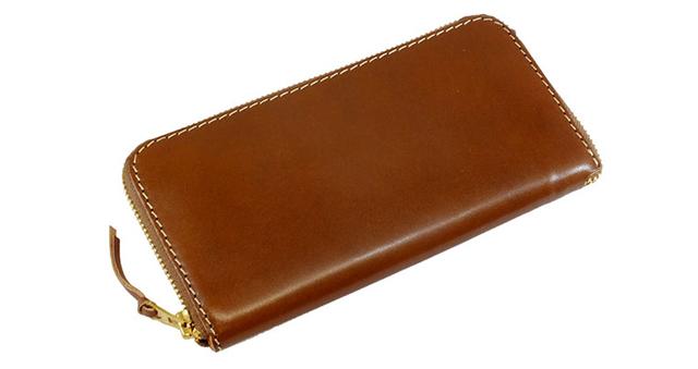 栃木レザー長財布
