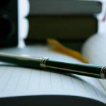 会議で使う高級筆記用具
