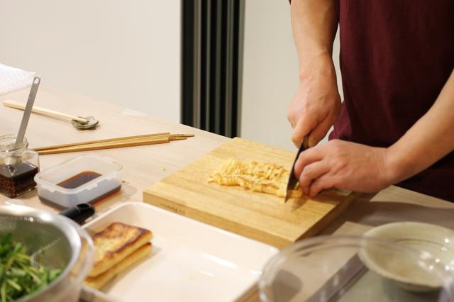 一人暮らし男子の片付け簡単料理