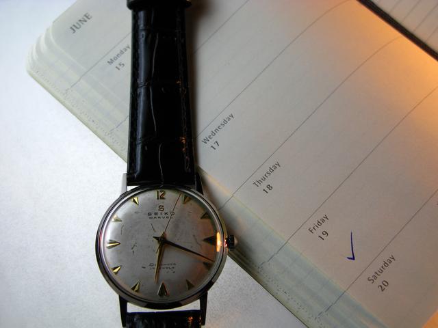 メンズ腕時計買い替え時期