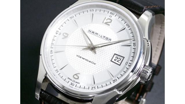 ハミルトンジャズマスターH32515555腕時計