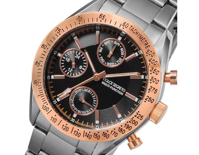 ドルチェセグレート腕時計