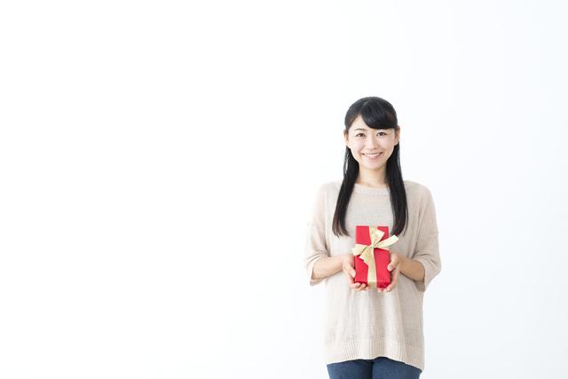 女性プレゼントラミー