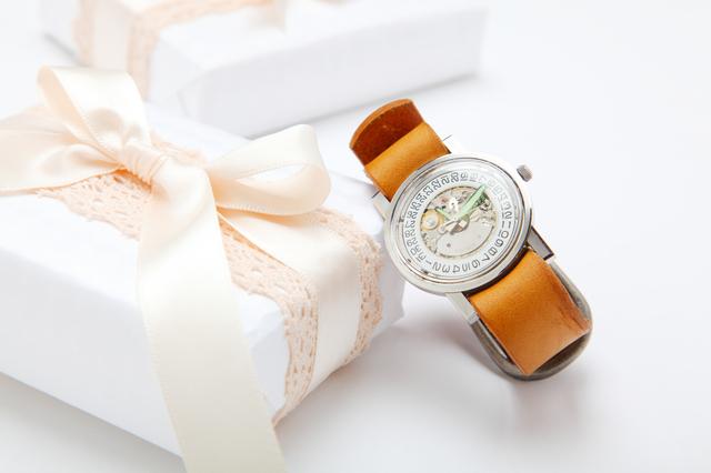 フォーマル腕時計プレゼント