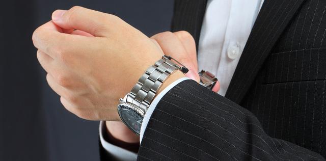 モテる腕時計
