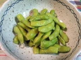 わさび香る 大人の枝豆