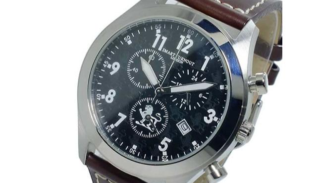 スマートターンアウト腕時計