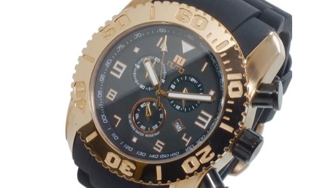 ヌーティッド腕時計