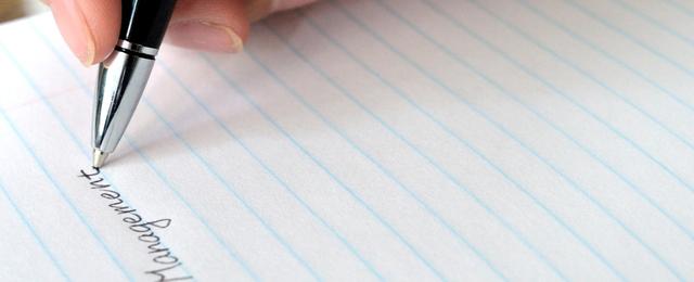クロスボールペン書きやすさ