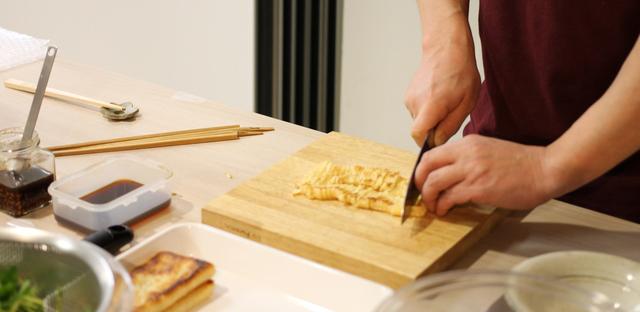 料理が趣味の男性