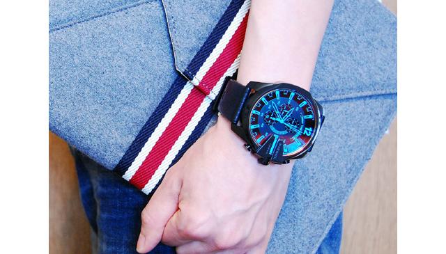 ディーセル腕時計