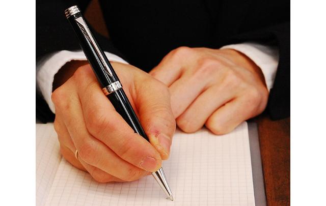 プリミエボールペン使い心地