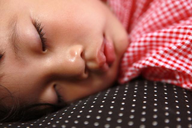 冬の安眠習慣
