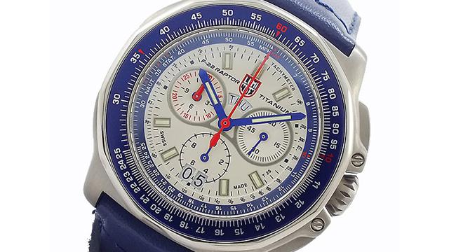 ルミノックスクロノグラフ腕時計