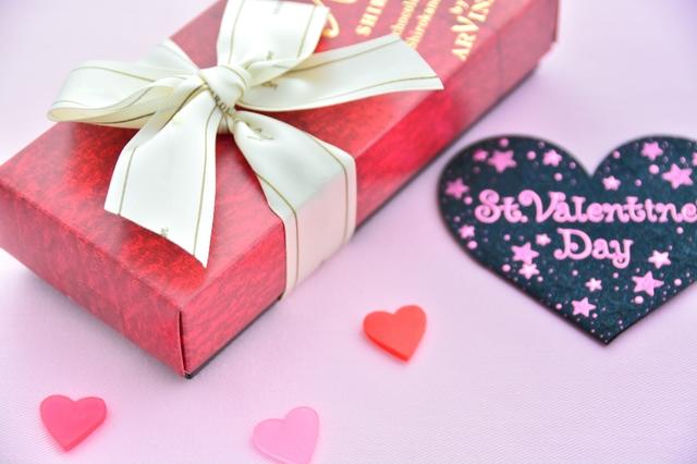 バレンタインデープレゼントおすすめ
