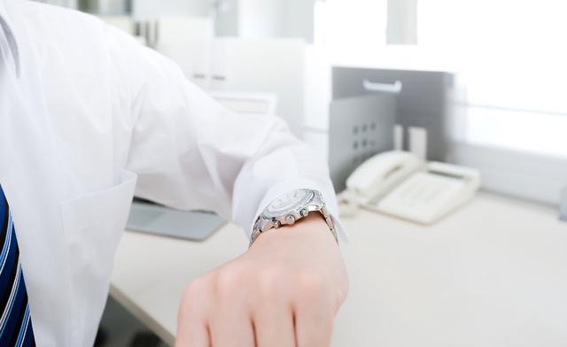 バレンタインデーに腕時計