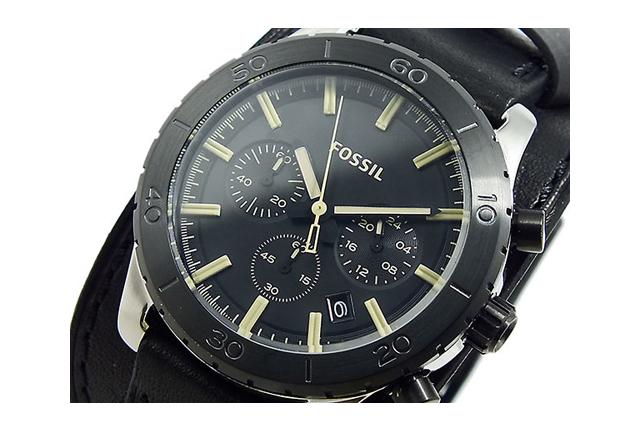 フォッシルカジュアル腕時計