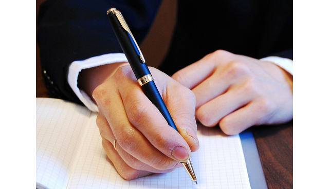 パーカーソネットシリーズボールペン